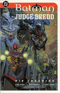 Cover Thumbnail for Batman / Judge Dredd: Die Laughing (DC, 1998 series) #1