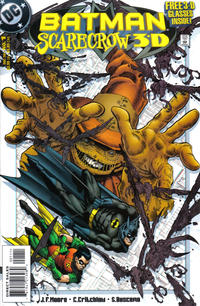Cover Thumbnail for Batman / Scarecrow 3-D (DC, 1998 series) #1
