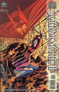 Cover Thumbnail for Batman: Gotham Nights II (DC, 1995 series) #4