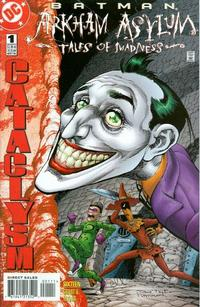 Cover Thumbnail for Batman: Arkham Asylum - Tales of Madness (DC, 1998 series) #1