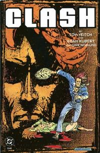 Cover Thumbnail for Clash (DC, 1991 series) #1