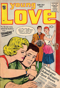 Cover Thumbnail for Young Love (Prize, 1960 series) #v4#1 [20]