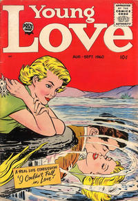Cover Thumbnail for Young Love (Prize, 1960 series) #v4#2 [21]