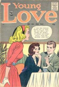 Cover Thumbnail for Young Love (Prize, 1960 series) #v5#4 [29]