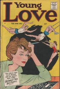 Cover Thumbnail for Young Love (Prize, 1960 series) #v6#5 [36]