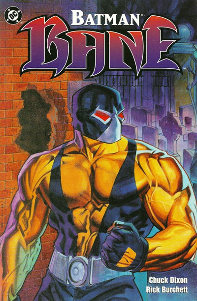 Cover for Batman: Bane (DC, 1997 series)