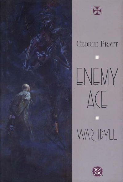 Cover for Enemy Ace: War Idyll (DC, 1990 series)