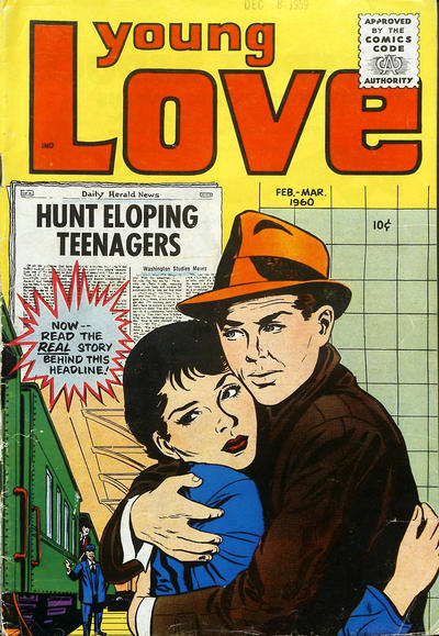 Cover for Young Love (Prize, 1960 series) #v3#5 [18]