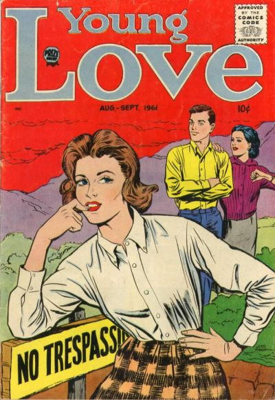 Cover for Young Love (Prize, 1960 series) #v5#2 [27]