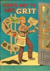 Cover for You've Got to Have Grit (Grit Publishing, 1959 series) #[nn]
