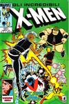 Cover for Gli Incredibili X-Men (Edizioni Star Comics, 1990 series) #8