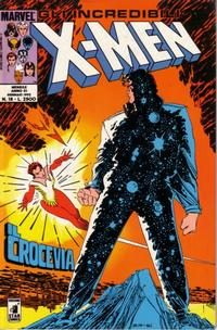 Cover Thumbnail for Gli Incredibili X-Men (Edizioni Star Comics, 1990 series) #18