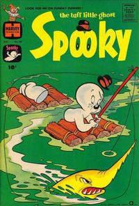 Cover Thumbnail for Spooky (Harvey, 1955 series) #60