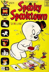 Cover Thumbnail for Spooky Spooktown (Harvey, 1961 series) #4