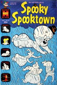 Cover Thumbnail for Spooky Spooktown (Harvey, 1961 series) #18