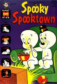 Cover Thumbnail for Spooky Spooktown (Harvey, 1961 series) #29