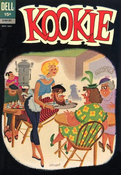 Cover for Kookie (1962 series) #2