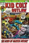 Cover for Kid Colt Outlaw (Marvel, 1949 series) #163