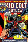 Cover for Kid Colt Outlaw (Marvel, 1949 series) #166