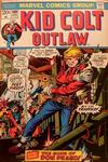Cover for Kid Colt Outlaw (Marvel, 1949 series) #169
