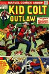 Cover for Kid Colt Outlaw (Marvel, 1949 series) #172