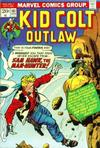 Cover for Kid Colt Outlaw (Marvel, 1949 series) #181