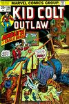 Cover for Kid Colt Outlaw (Marvel, 1949 series) #186
