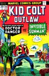 Cover for Kid Colt Outlaw (Marvel, 1949 series) #190