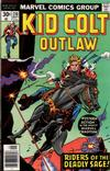 Cover for Kid Colt Outlaw (Marvel, 1949 series) #210
