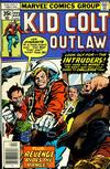 Cover for Kid Colt Outlaw (Marvel, 1949 series) #223