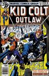 Cover for Kid Colt Outlaw (Marvel, 1949 series) #229