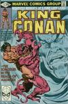 Cover for King Conan (Marvel, 1980 series) #5 [Direct Edition]