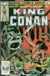 Cover for King Conan (Marvel, 1980 series) #15 [Direct Edition]