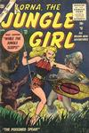 Cover for Lorna the Jungle Girl (Marvel, 1954 series) #17