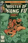 Cover Thumbnail for Master of Kung Fu (1974 series) #100 [direct edition]