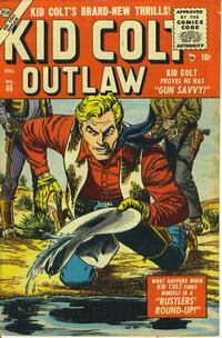 Cover Thumbnail for Kid Colt Outlaw (Marvel, 1949 series) #55