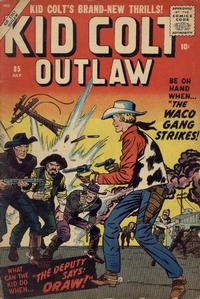 Cover Thumbnail for Kid Colt Outlaw (Marvel, 1949 series) #85
