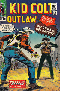 Cover Thumbnail for Kid Colt Outlaw (Marvel, 1949 series) #126
