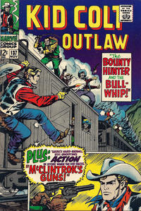 Cover Thumbnail for Kid Colt Outlaw (Marvel, 1949 series) #137