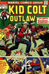 Cover Thumbnail for Kid Colt Outlaw (Marvel, 1949 series) #172