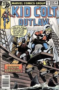 Cover Thumbnail for Kid Colt Outlaw (Marvel, 1949 series) #228