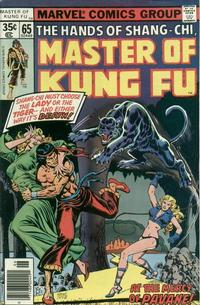 Cover Thumbnail for Master of Kung Fu (Marvel, 1974 series) #65