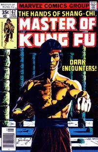 Cover Thumbnail for Master of Kung Fu (Marvel, 1974 series) #67