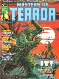 Cover Thumbnail for Masters of Terror (Marvel, 1975 series) #1