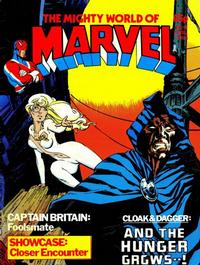 Cover Thumbnail for The Mighty World of Marvel (Marvel UK, 1982 series) #11