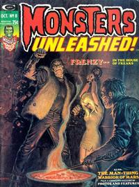 Cover Thumbnail for Monsters Unleashed (Marvel, 1973 series) #8