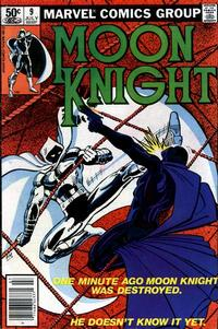 Cover Thumbnail for Moon Knight (Marvel, 1980 series) #9