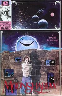 Cover Thumbnail for Moonshadow (Marvel, 1985 series) #3
