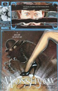 Cover Thumbnail for Moonshadow (Marvel, 1985 series) #10