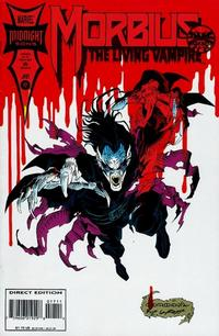 Cover Thumbnail for Morbius: The Living Vampire (Marvel, 1992 series) #17